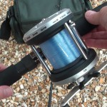JD 500 multiplier reel comes loaded with 30lb b.s. mono ready to fish out of the box