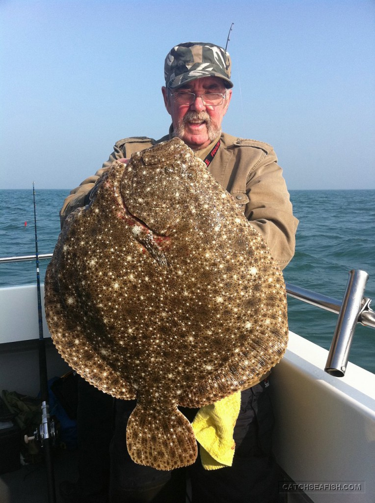 Turbot fishing out of Poole