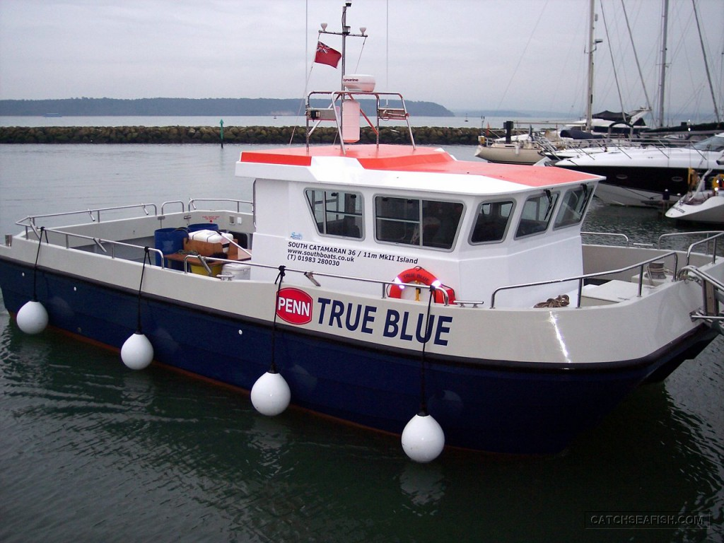 True Blue out of Poole