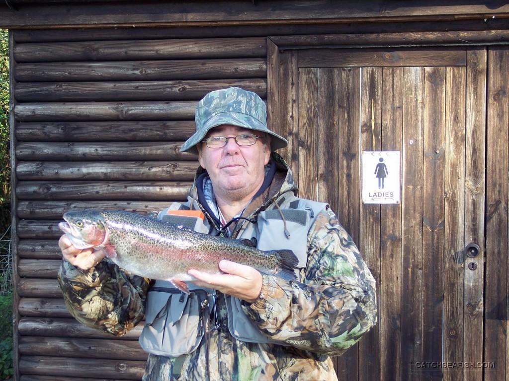 6lb rainbow trout