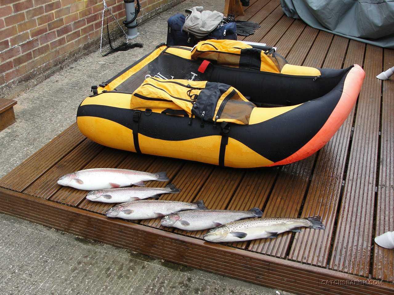 One-Man Boats - Pontoon Boats, Float Tubes, Boat Accessories   One