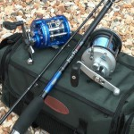 Vantage 300 reel and the JD 500 both will suit this rod (not included in the sale)