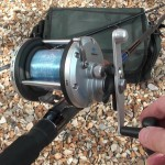 The JD 500 comes complete ready to fish out of the box with mono