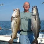 Eddystone eels catch11