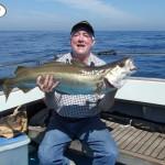 Eddystone eels catch12