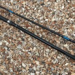 Charter beachcaster 12ft rod non slip butt positions