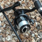 Charter beachcaster 12ft rod 6500 reel ready to fish out of the box with mono line (reel not in the sale)
