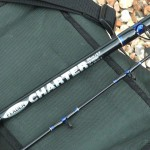Charter boat rod 15-30lbs class high quality finish