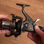 Freespool 80 fixed spool reel strong well engineered product