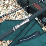 Maxximus uptider 10ft rod strong metal reel winch