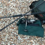 Maxximus uptider 10ft rod combined with the Freespool 80 (reel not included in the sale)