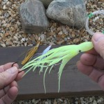 Muppet stingers mark 1 lumiglow colour complete ready to fish