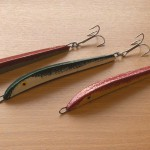 Nordic Pirk three colour choices 4/0 hook as standard weight 13ozs approx