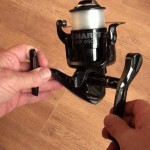Charter Surf 6500 product shot of a well balanced low cost reel