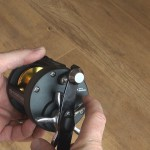 Warbird 2030 multiplier reel star drag adjustable to suit your line b.s.