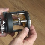 Warbird 2030 multiplier reel level wind with good line lay