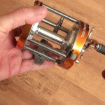 Warbird 3800 multipler reel high capacity strong alloy spool