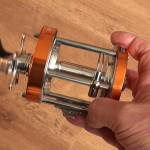Warbird 3800 multipler reel level wind for smooth line lay