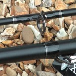Xtra Flexx Surfcast rod quality lined rings, quality whippings and finishes