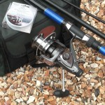 Xtra Flexx Surfcast rod with the Freespool 80 fixed spool reel combination (reel not included in the sale)