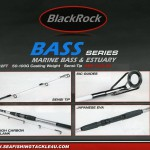 Black Rock Bass series sensi tip rods