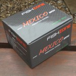Mexico Series of fixed spool reels BR50 Freespool supplied in box