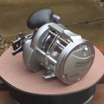 Spyder Marine high speed multipliers quality design and construction 20-30lb class reel