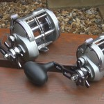 Spyder Marine high speed multipliers matched pair to suit a variety of fishing conditions