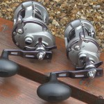 Spyder Marine high speed multipliers suits light to medium fishing conditions