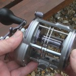 Spyder Marine high speed multipliers level wind is smooth and gives good line lay