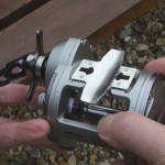 Spyder Marine high speed multipliers strong reel saddle