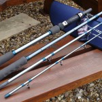 Ocean travel The Acapulco Mariner 4 piece rod 4 piece rod in metalic finish