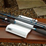 Ocean travel The Acapulco Mariner 4 piece rod light in weight easy to hold all day