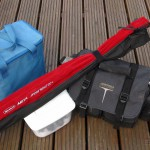 The kit ready to go fishing