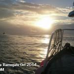 Autums sunrize at Ramsgate Kent