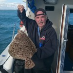 Weymouth Turbot fishing on the shambles bank