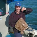 Weymouth Turbot fishing
