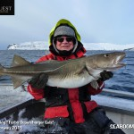 Cod fishing in Norway 2015 with superflex lures