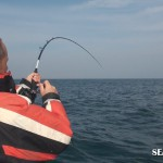 Cod fishing off Weymouth