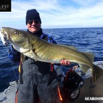 Cod Fishing in the Lofoten Islands Norway