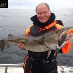 Fishing for Cod in the Lofoten Islands Norway