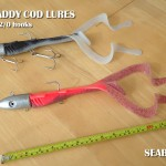 Lures for catching world record Norway Cod