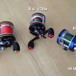 Multiplier boat fishing reels lightweight 001