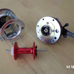 Multiplier boat fishing reels lightweight 002