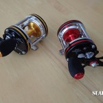 Multiplier boat fishing reels lightweight 008