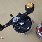 Multiplier boat fishing reels lightweight 010