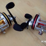 Multiplier boat fishing reels lightweight 011