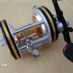 Multiplier boat fishing reels lightweight 012