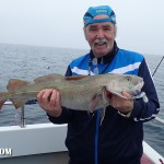 Weymouth Cod fishing 001