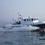 wildfrontier II charter boat